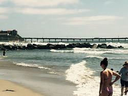 Ocean Beach Jetty photo