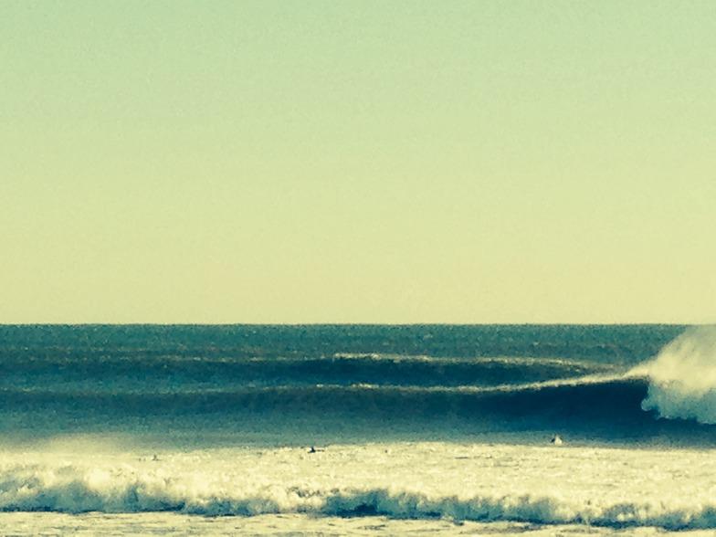 Pilgrim Avenue surf break