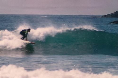 Uncle Rock, Carmel Beach