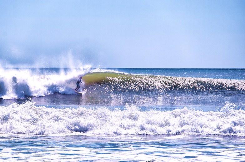 Fire Island surf break