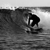 Newcastle Surf Babe, Newcastle Beach