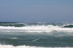 Tube Barrels, Saint Girons Plage photo