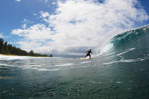 Cadiz Surf Center, Rider:Jacob, Log Cabins