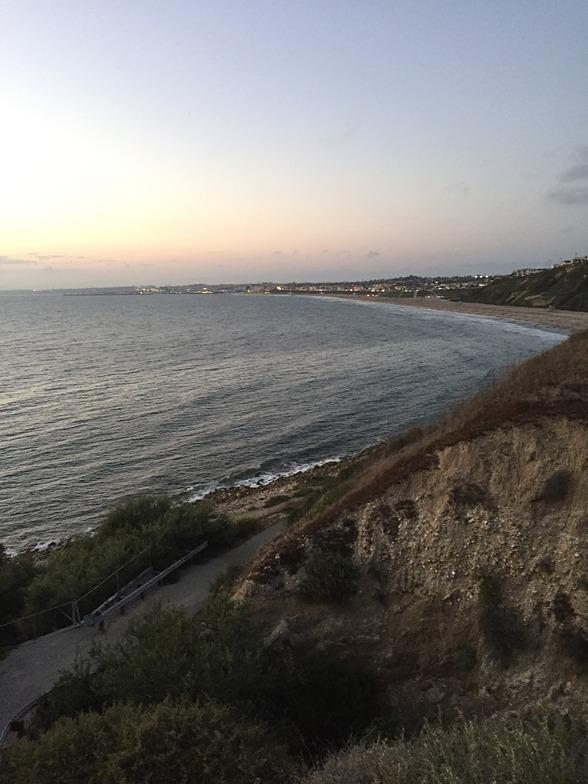 Torrance Beach/Burn Out surf break
