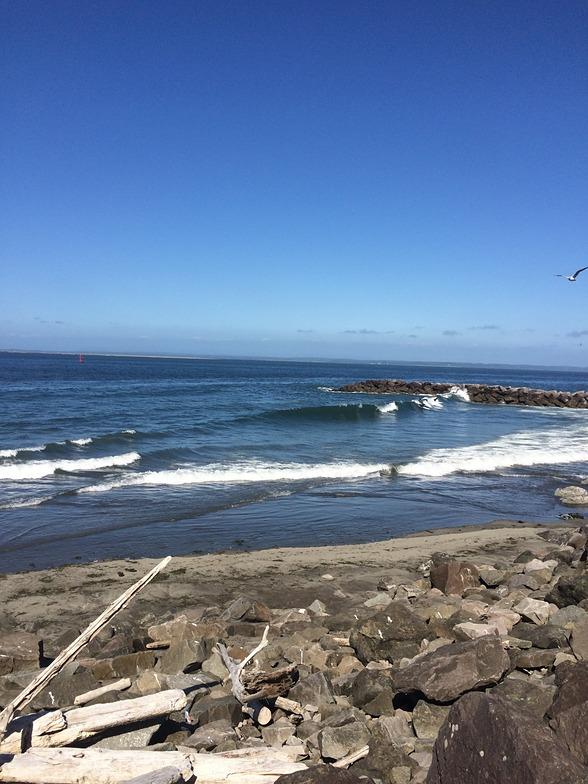 Westport-The Groins surf break