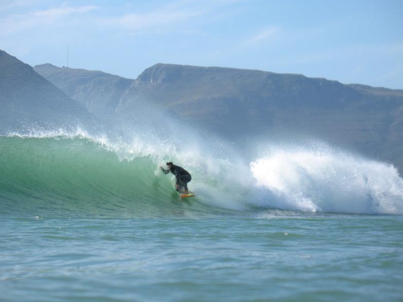 Otago Peninsula - Long Beach break guide