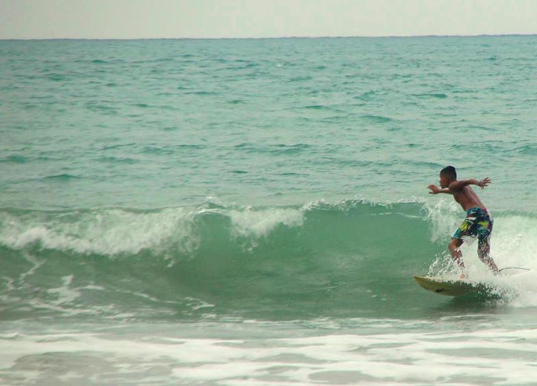 Punta Ballena break guide