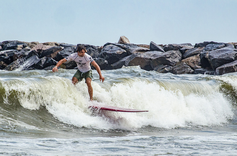 Ecsc 2017 Saay Long Board Virginia Beach