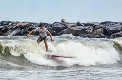 Ecsc 2017 Saay Long Board Virginia Beach Photo