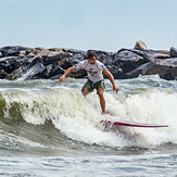 ECSC 2015: Saturday Long Board, Virginia Beach