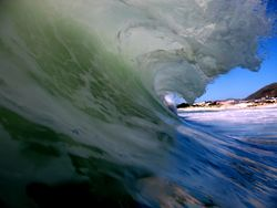 long beach, Otago Peninsula - Long Beach photo
