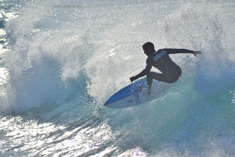 Surfing, Ajo