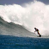 Charging, Playa Negra