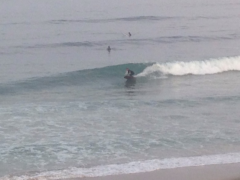 Hebara surf break