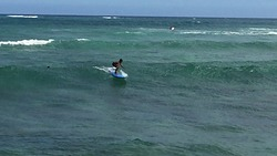 Hoku  boy, Nimitz Beach photo