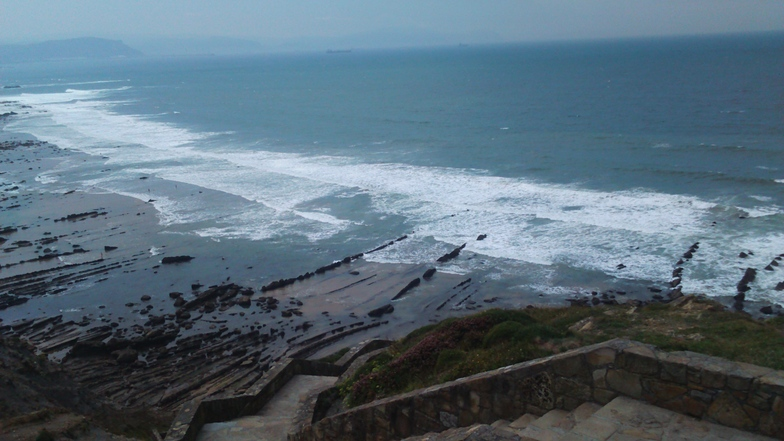 Playa de Barrika surf break
