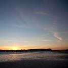 Sunrise at Plage L'Aber, Brittany