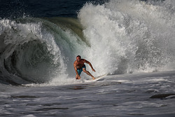 Surfing, Newport Beach photo
