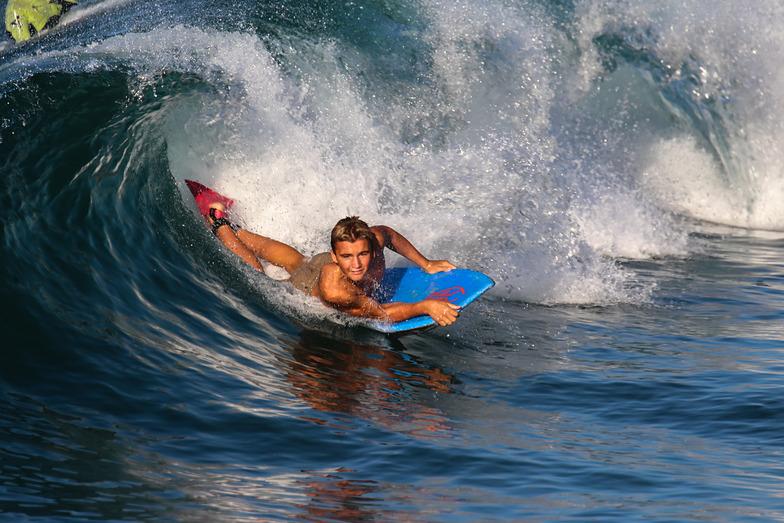 Wonderful Surfing Newport Beach