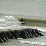 Northside Beach-2nd. jetty, Sheboygan