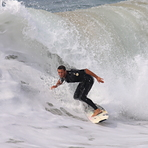 Surfing, Newport Beach
