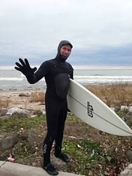 Name this Surfer ? ?, North Point 3 photo