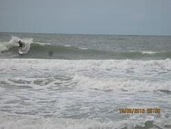 Short board waves today., Mae Ram Phueng photo