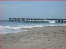 Great Surf in Hueneme, Port Hueneme Beach Park photo