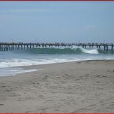 Great Surf in Hueneme, Port Hueneme Beach Park