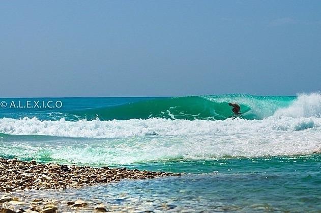 Baorvco surf break