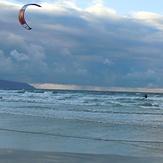 Kite surfer - Portstewart, Portstewart Strand