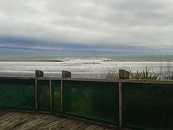 Decent conditions, Fitzroy Beach photo