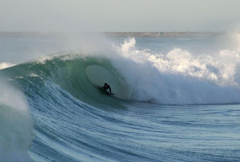Anglet - Marinella surf break