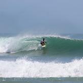 Great Break, Playa Langosta