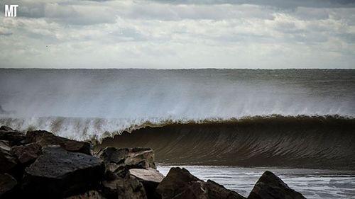 La perla Norte por MT, La Perla (Mar del Plata)