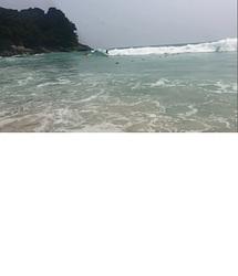 South Patong beach photo