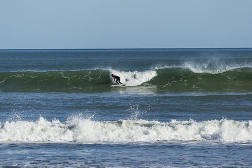Breaks, South Beach (Wanganui)