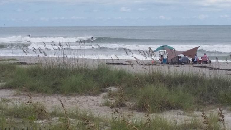 Jetty Park surf break