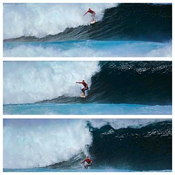 L R Bombie, Long Reef Bombie photo