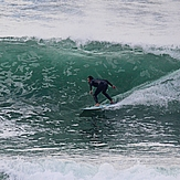 Searching for barrels!, Victoria Bay