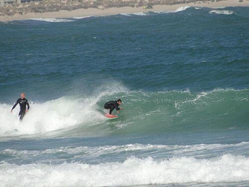 Surf Berbere, Peniche, Portugal, Cantinho