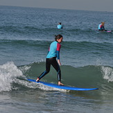surf lessons with Surf Town Morocco, Devil's Rock