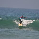 surf school morocco, Devil's Rock