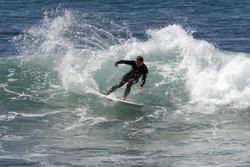 Random Surfer [Chris], Saltwater photo