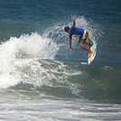 Surf: Oswald Moreno (Foto: Danny Garrido), Los Pocitos