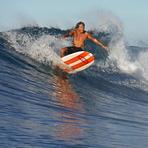 South shore swell, Ala Moana Courts