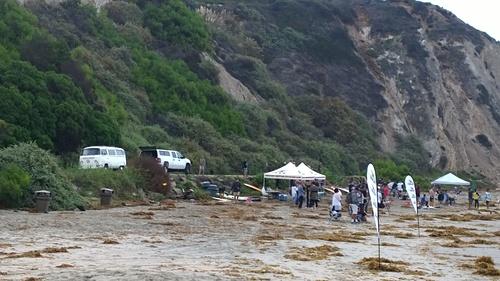Dawn partoll 10-14-15, Salt Creek Beach Park