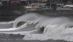 Spring city surf, Fitzroy Beach photo