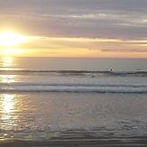 Sunset Surf, Rossnowlagh