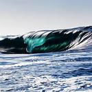 Big surf by Jake Edwards, Fingal Bay